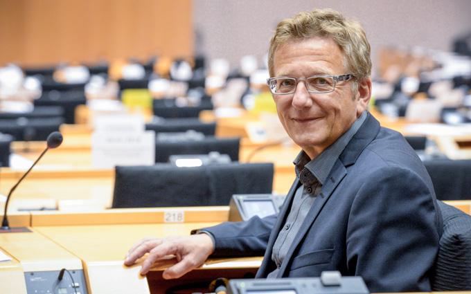 Im Gespräch Mit Prof. Dr. Dietmar Köster, MdEP