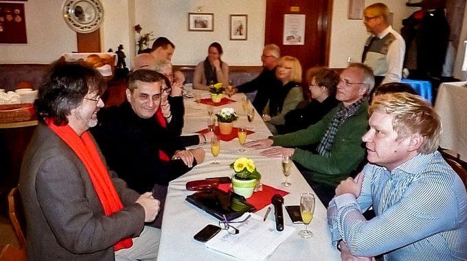 Bericht Zum Neujahrsbrunch Des OV Gevelsberg