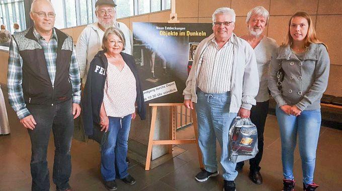 Ortsverein Asbeck Entdeckte Sammlungsdepots Im Haus Der Geschichte In Bonn