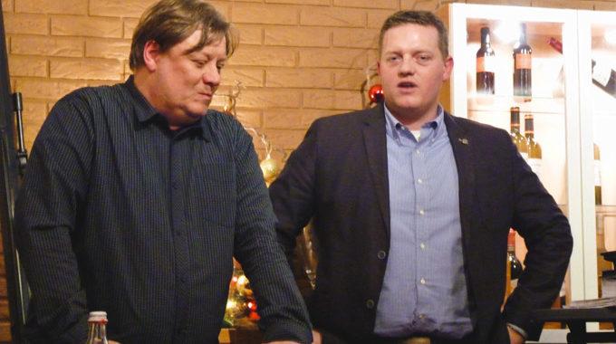 DGB Zu Gast Bei Gevelsberger SPD