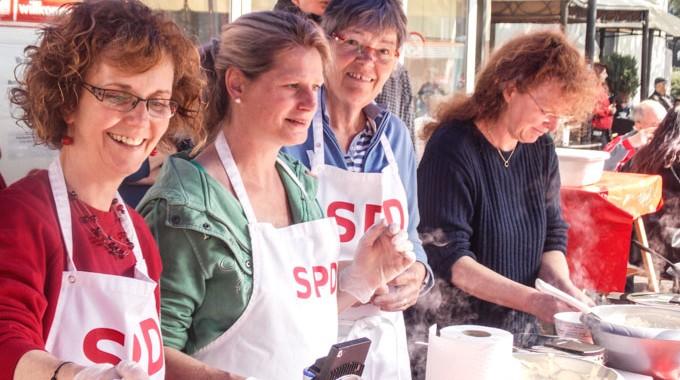 SPD-Gevelsberg 1. Mai