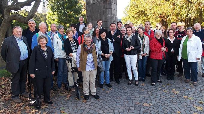 Bonn- Gestern, Heute Und Morgen – OV Gevelsberg Auf Tour