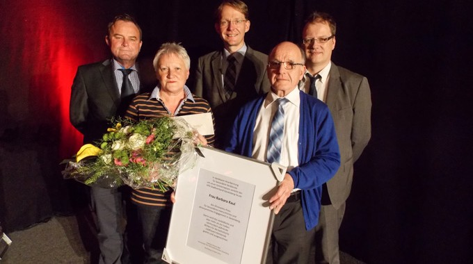 11. Ehrenamtsabend Der Gevelsberger SPD: Bärbel Kaul Diesjährige Preisträgerin
