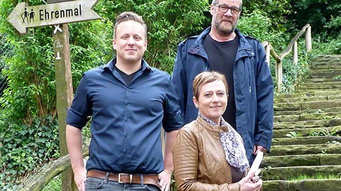 Wahlkreisspaziergang Mit Elke Kramer Und Benjamin Garske