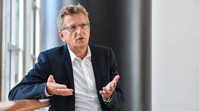 Politischer Abend Mit Prof. Dr. Dietmar Köster, MdEP Am Donnerstag, 16. Mai 2019