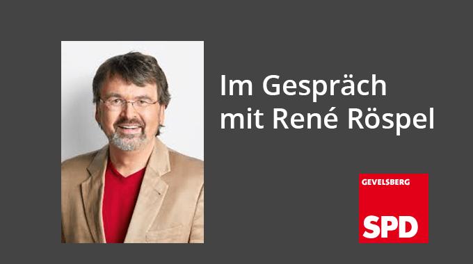Gespraech Mit Rene Roespel