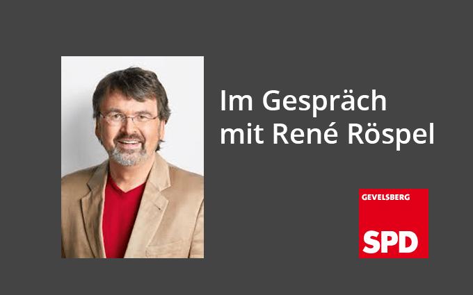 Im Gespräch Mit MdB René Röspel