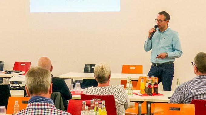 Gute Schule 2020: Fachbereichsleiter Michael Pfleging Erläutert Die Maßnahmen Für Gevelsberger Schulen