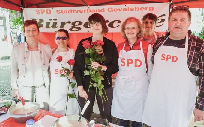 200 Rote Rosen Für Die Gevelsberger Mütter