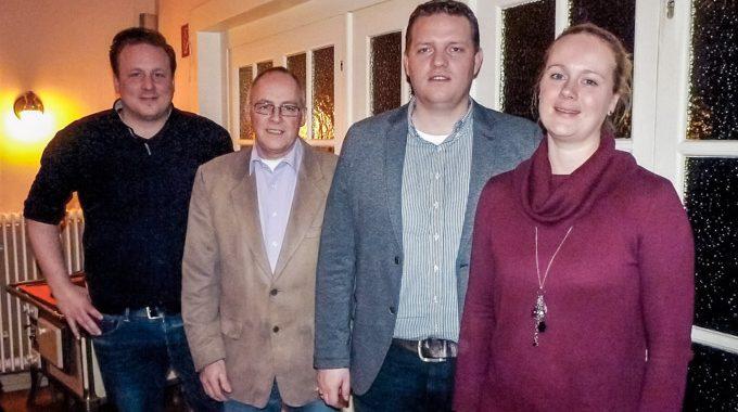 Neuer Vorstand SPD Gevelsberg