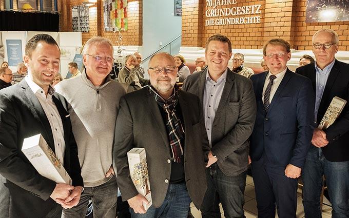 Bezahlbares Wohnen Statt Spekulationen – Bauverein Gevelsberg Zu Gast Beim SPD Stadtverband