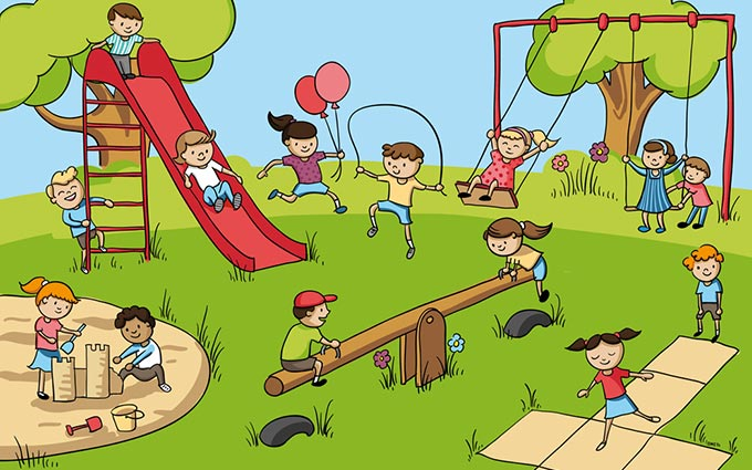 SPD Ratsfraktion Stellt Antrag Für Einen Spielplatz Am Dörnerbusch